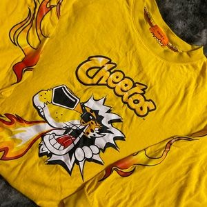 Hot Cheetos Long sleeve shirt